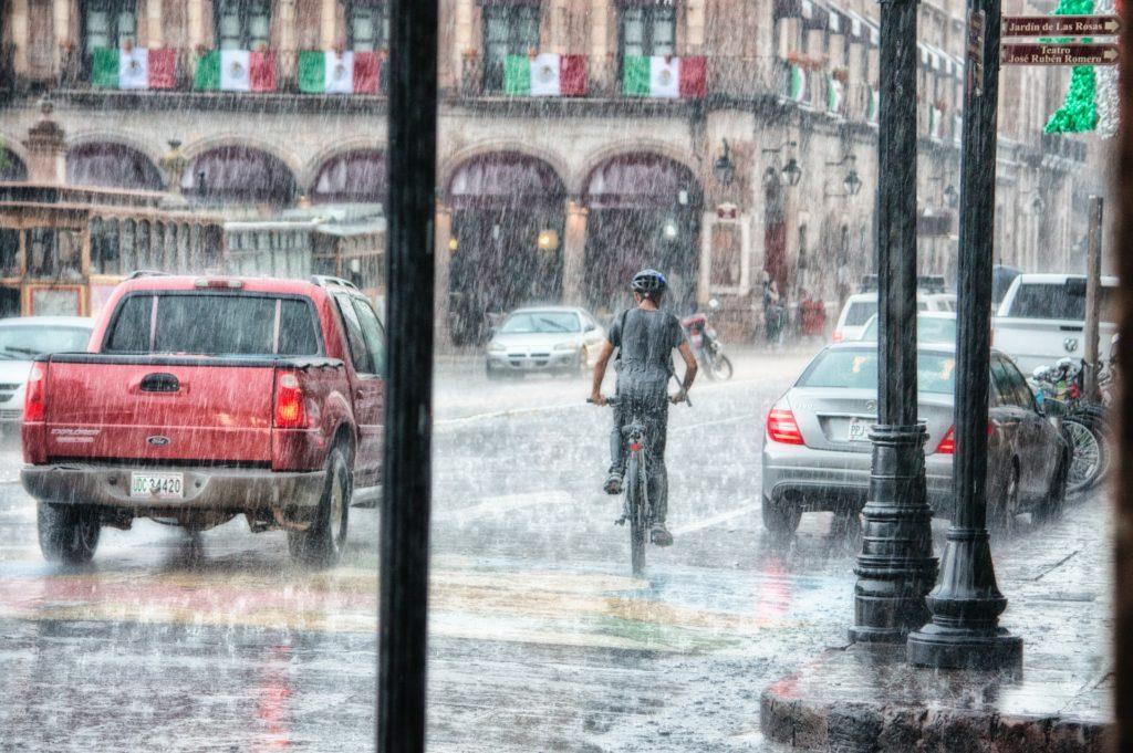 大雨による被害を防ぐために