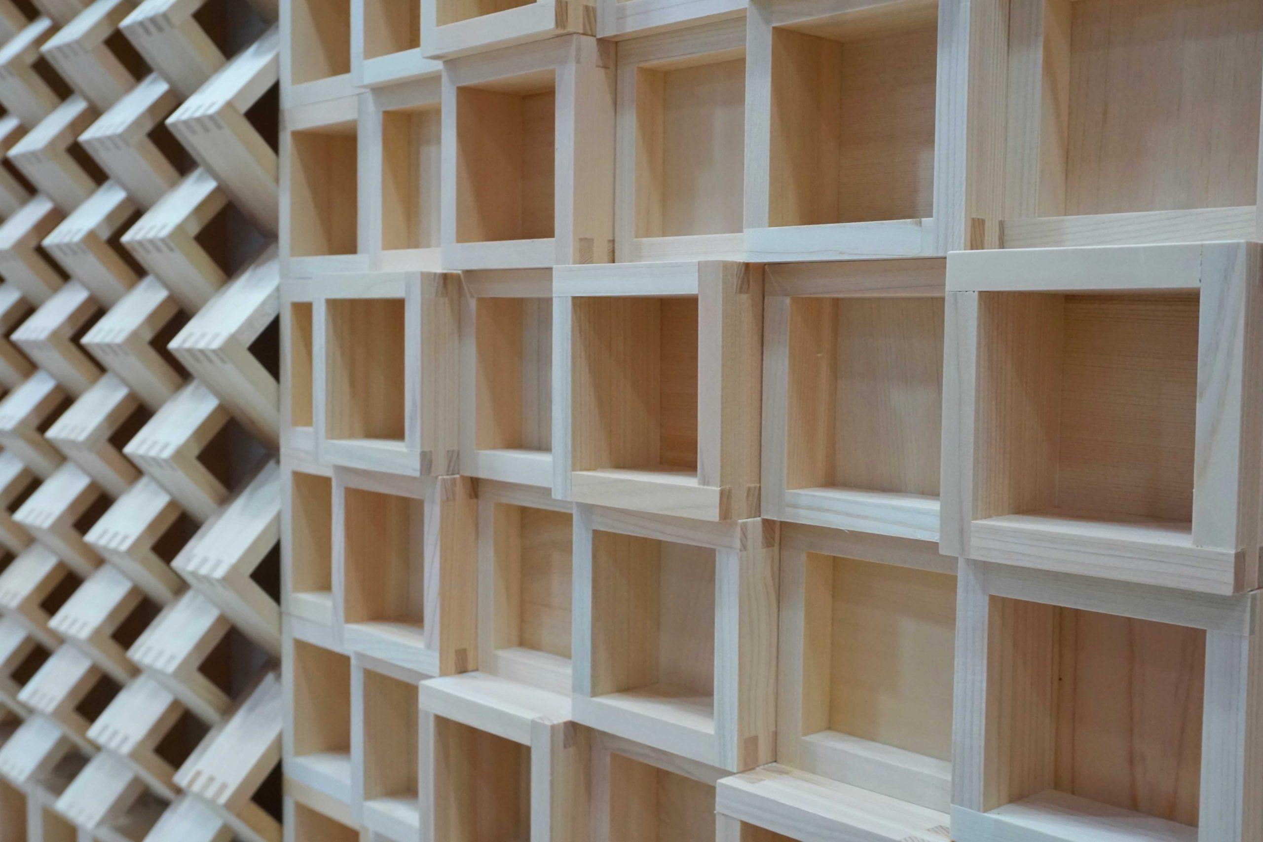 木材 内装材 デザイン